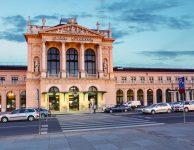 Zagreb railway station